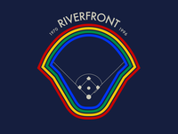 Riverfront Throwback T-Shirt