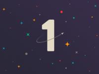 Astronomer's First Birthday