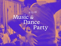 B-Day Party Invite