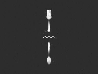 Art Over Dinner Logo