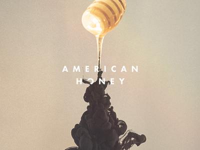 """""""American Honey"""" Fan Art Poster"""