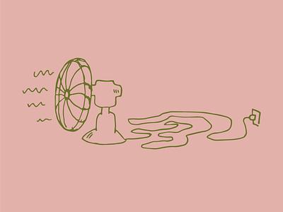 "Dubious Doodles - ""Excess"" illustrator instagram design illustration"