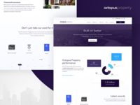 Octopus Property — Landing Page