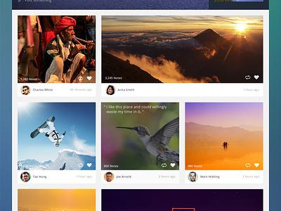 Tumblr redesign tumblr redesign app photos