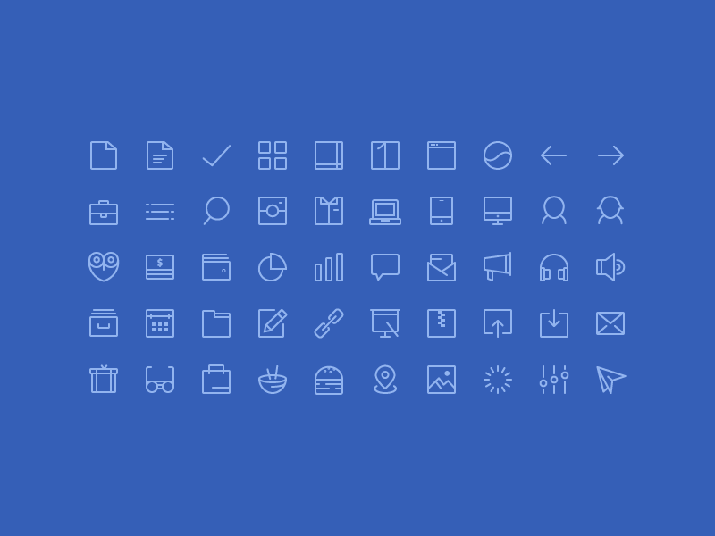 Freebie: Icons set link sushi blackboard hamburger arrow icons stroke freebie outline