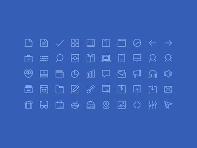 Freebie: Icons set