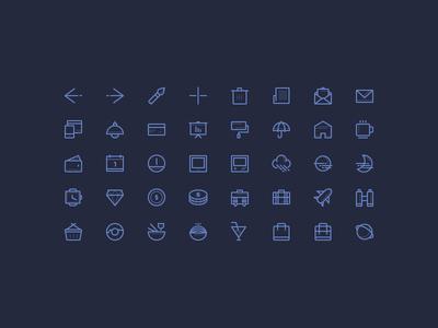 Freebie: Icons set vol.2