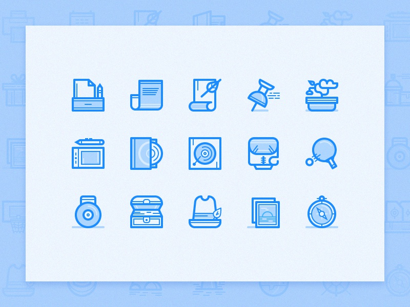 Freebie: Birply icons set Vol.2 birply iconstore free set gift icons icon freebie