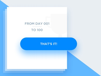 Day 001-100 (in one day) ui challenge daily ui challenge dailyui