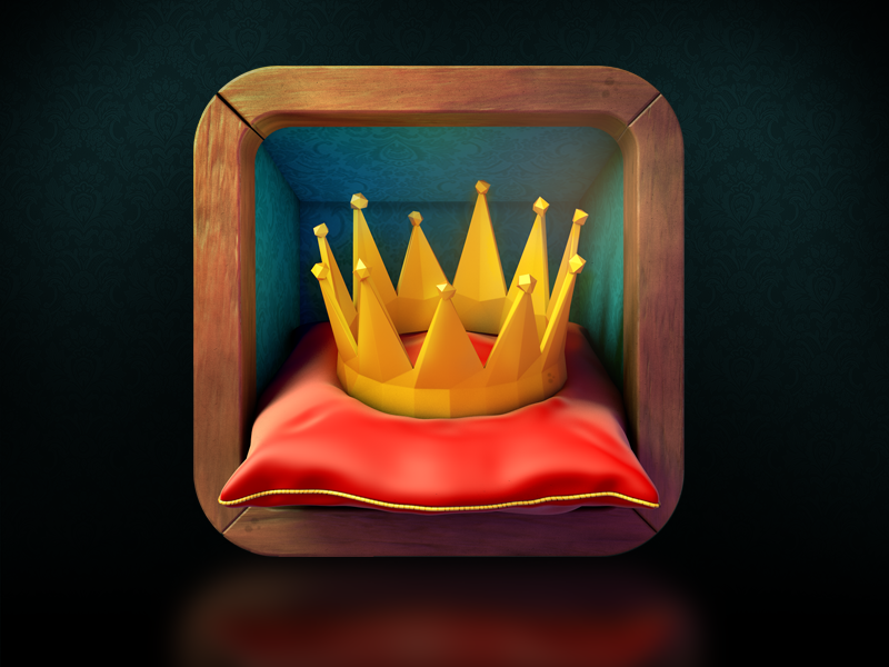 Solitaire game icon icon iphone games 3d ios solitaire