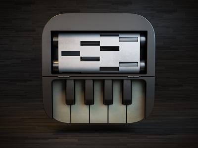 piano game icon piano ios icon ipad 3d cinema