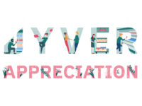Jyver Appreciation Day Dribbble