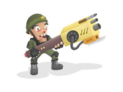 Sgt. Bazooka