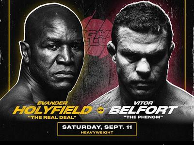 CrackStreams Holyfield vs Belfort Live Boxing Streams