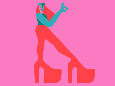 """K"" is for 36daysoftype people handset ok hair supermarket shoes heart lips hands artist onlineshop fashionstore shop heels girls k letter art far-studio.es farstudio"