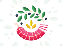 Brand Illustration | Salami Circle