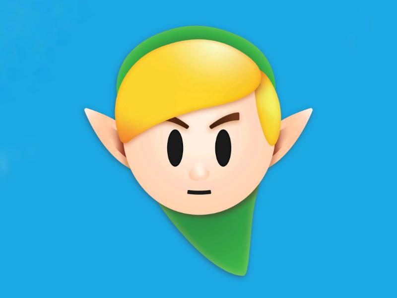 The Legend of Zelda: Link's Awakening hyrule nintendo direct gradients gradient direct nintendo remake links awakening the legend of zelda zelda link
