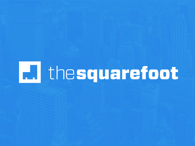 TheSquareFoot's New Logo