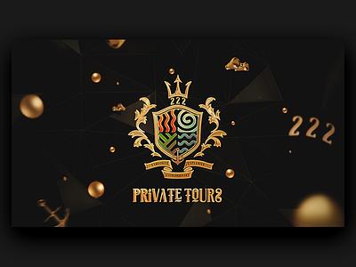 222 Private Tours secret lux exclusive extraordinary esquisite nature elements elements shield gold private tours 222