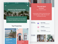 Luxury Property Discovery App