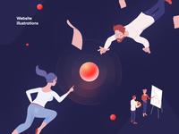Website Illustrations