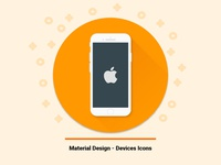 Material Design - Devices Icons