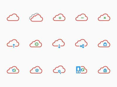 Cloud Icons clouds set cloud icon set perfect pixel icons icon cloud
