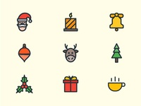 Christmas Iconset