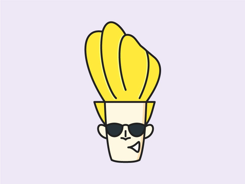 Johnny Bravo! boy flirty character cartoon mama whoa bravo johnny