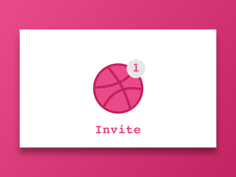 Dribbble Invite invitation giveaway dribbbleinvitation invite giveaway invite dribbble