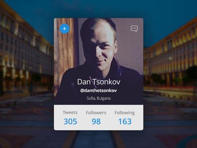010 - Twitter Profile