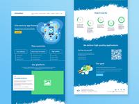 Our tech ux ui interface design web web design user experience user interface