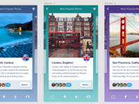 TRAVLST – Travel Bucket List App