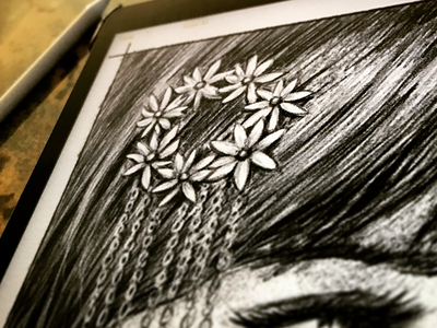 Small details matter drawordie createexplore artislife doodle black and white applepencil ipad art drawing sketch ipadpro