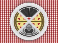 Pizza, Vinyl & Beer! - Corey Sweeter