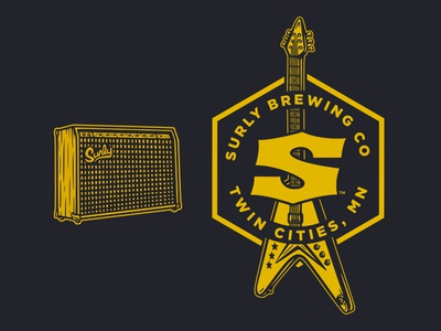 Surly Brewing Co. 2019 Concert Tee
