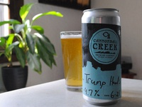 Crowler Label for Cannonball Creek