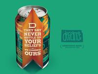 Defiance Brewing Co. Beliefs