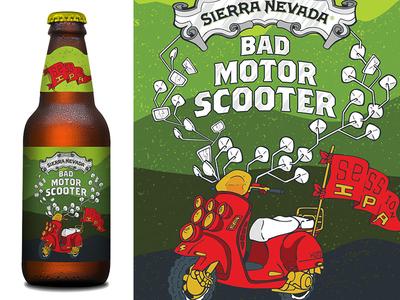 Sierra Nevada Session IPA Label