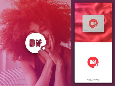 bif - gift shop logo