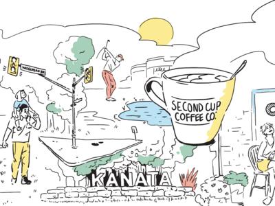 Second Cup│Kanata