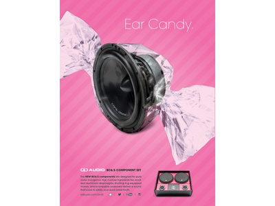 Ear Candy Ad