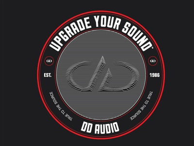 Apparel design for DD Audio campaign