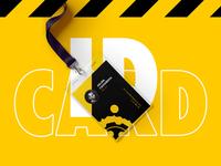 Garage Films Id Card