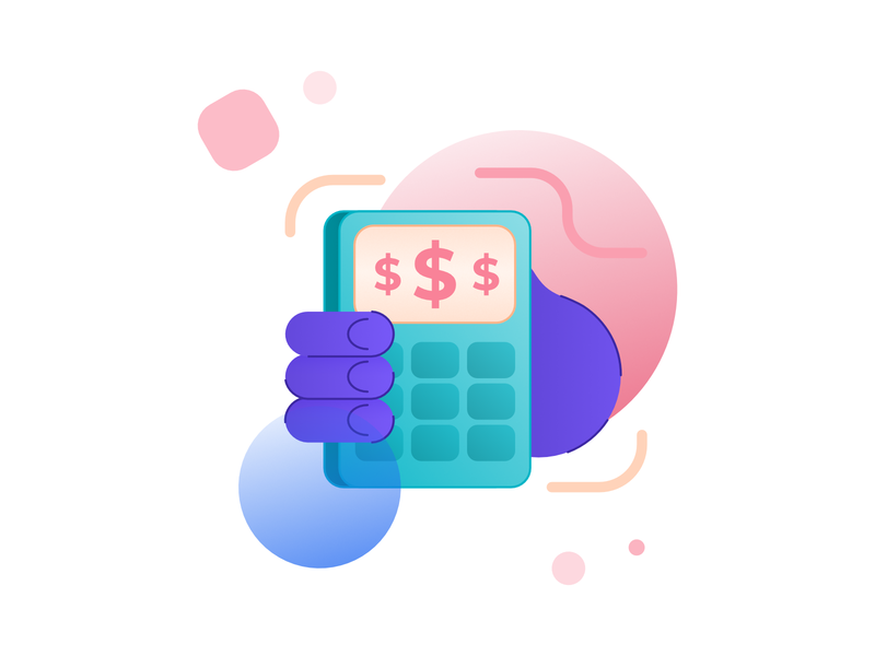 How much to charge for design work? money calculator budget fee freelance