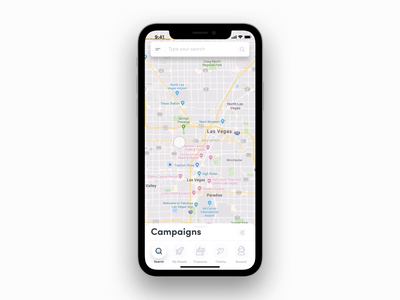 Map/List Functionality