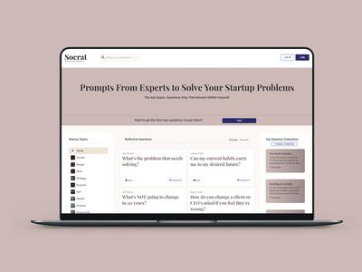Socrat Web App