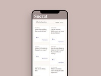 Socrat Mobile Version