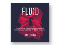 Fluid Book Cover By Najeeb Khan