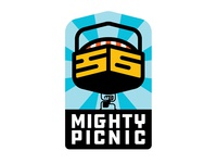 Mighty Picnic identity